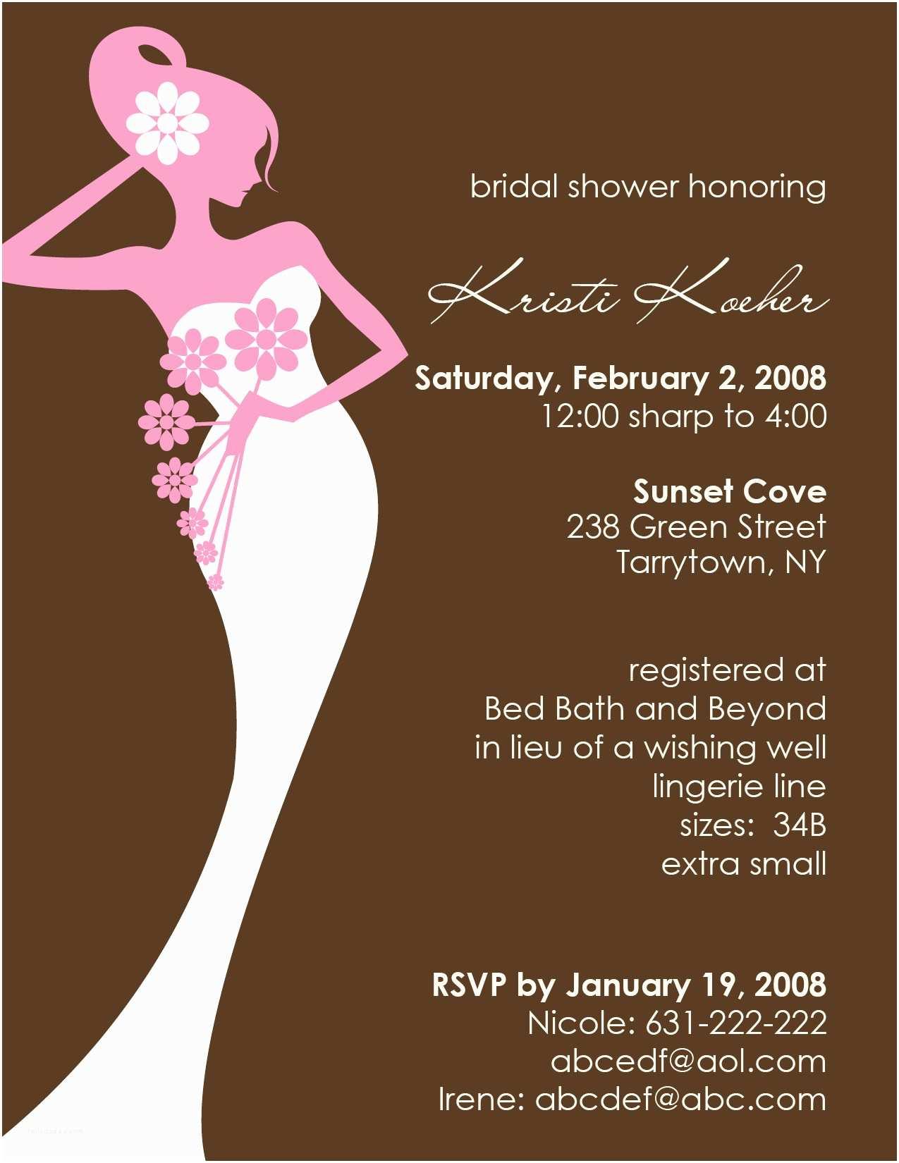 Online Bridal Shower Invitations Bridal Shower Invitations 00a1a8
