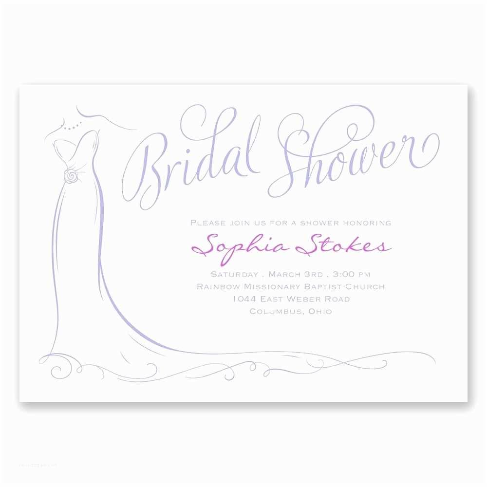 Sexy bridal shower invitations