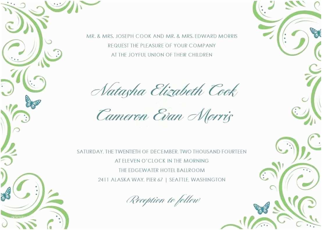 Online Editable Wedding Invitation Cards Free Download Amazing Create Invitation Card Free Download