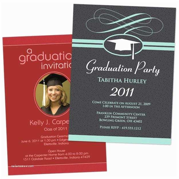 Online Graduation Invitations Custom Graduation Invitations Graduation