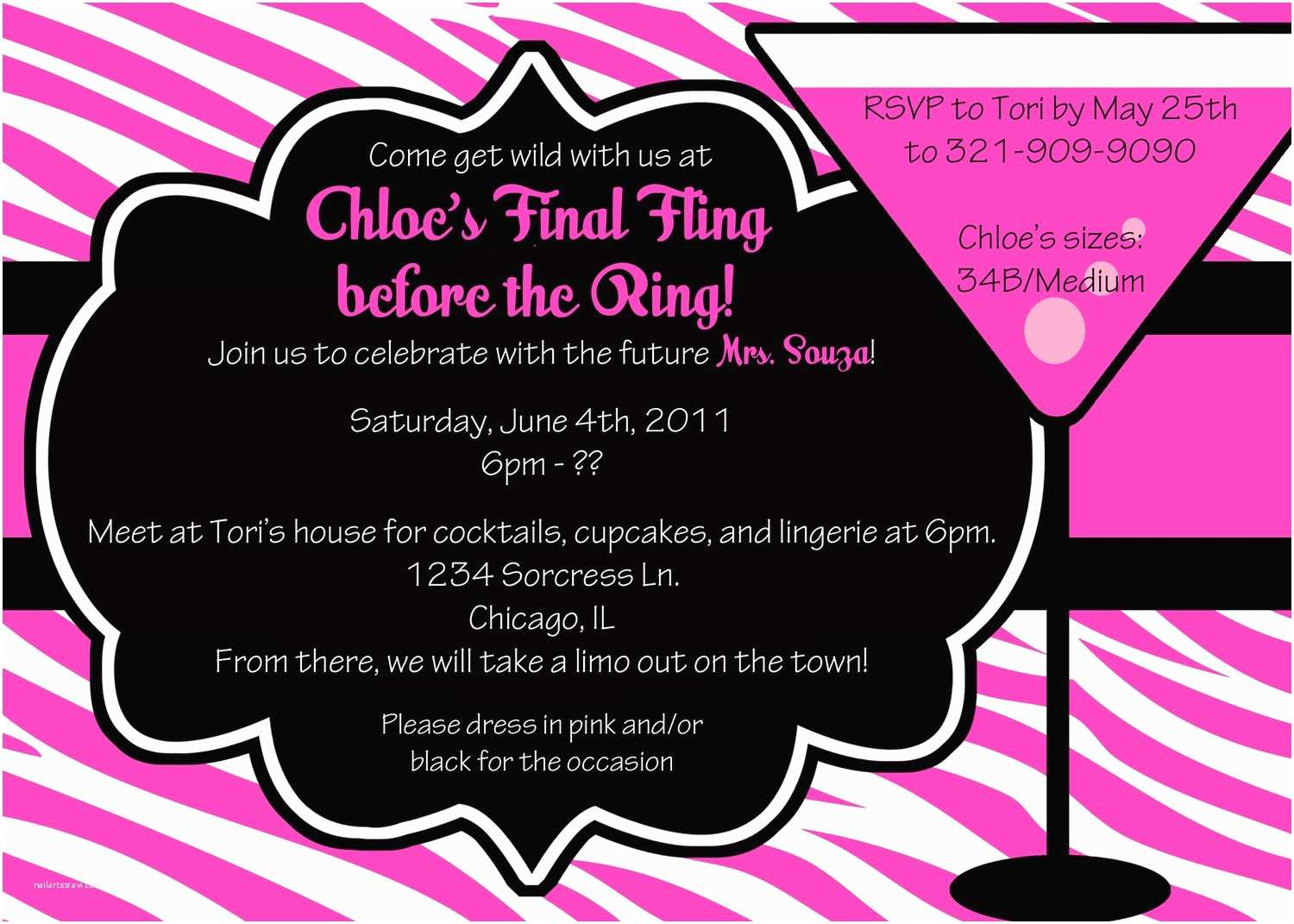 Online Party Invitations Free Line Party Invitations