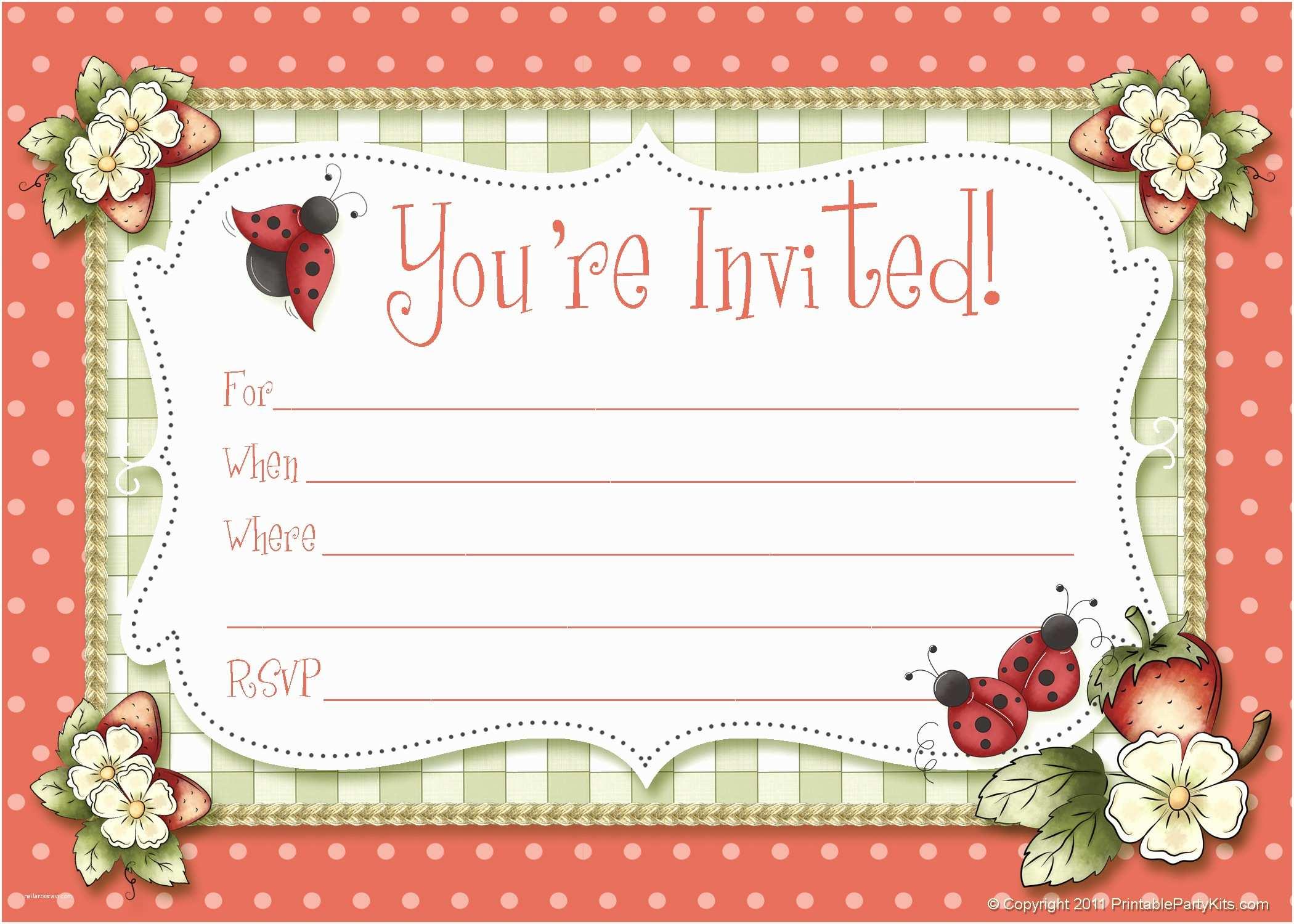 Online Party Invitations Line Party Invitations