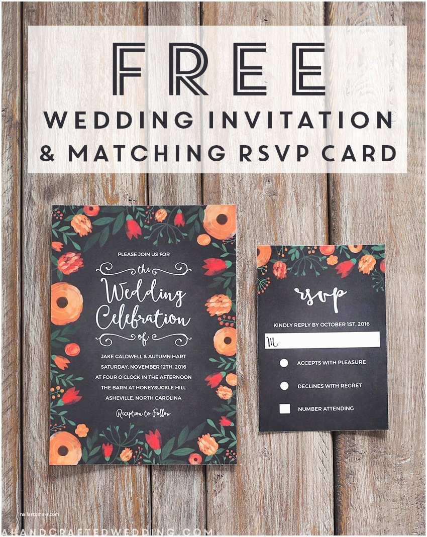 Online Printable Wedding Invitations Free Whimsical Wedding Invitation Template