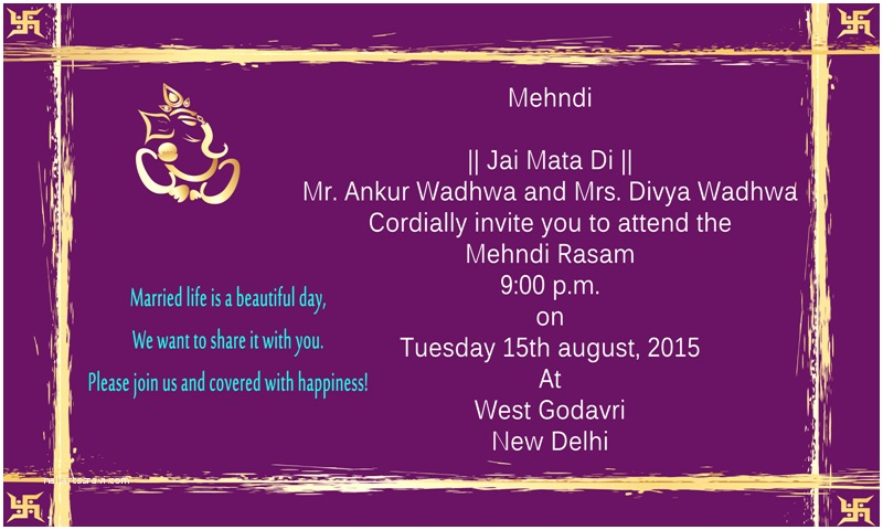 Online Wedding Invitation Card Maker How to Create Wedding Invitation Card Kerala