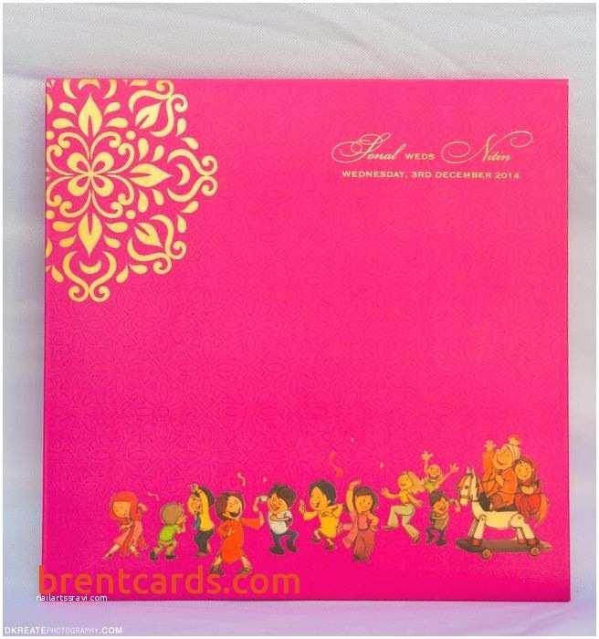 Online Wedding Invitation Card Maker Line Hindu Wedding Card Maker