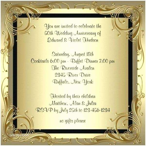 Online Wedding Invitation Maker Free Anniversary Invitation Maker Line Gallery Invitation