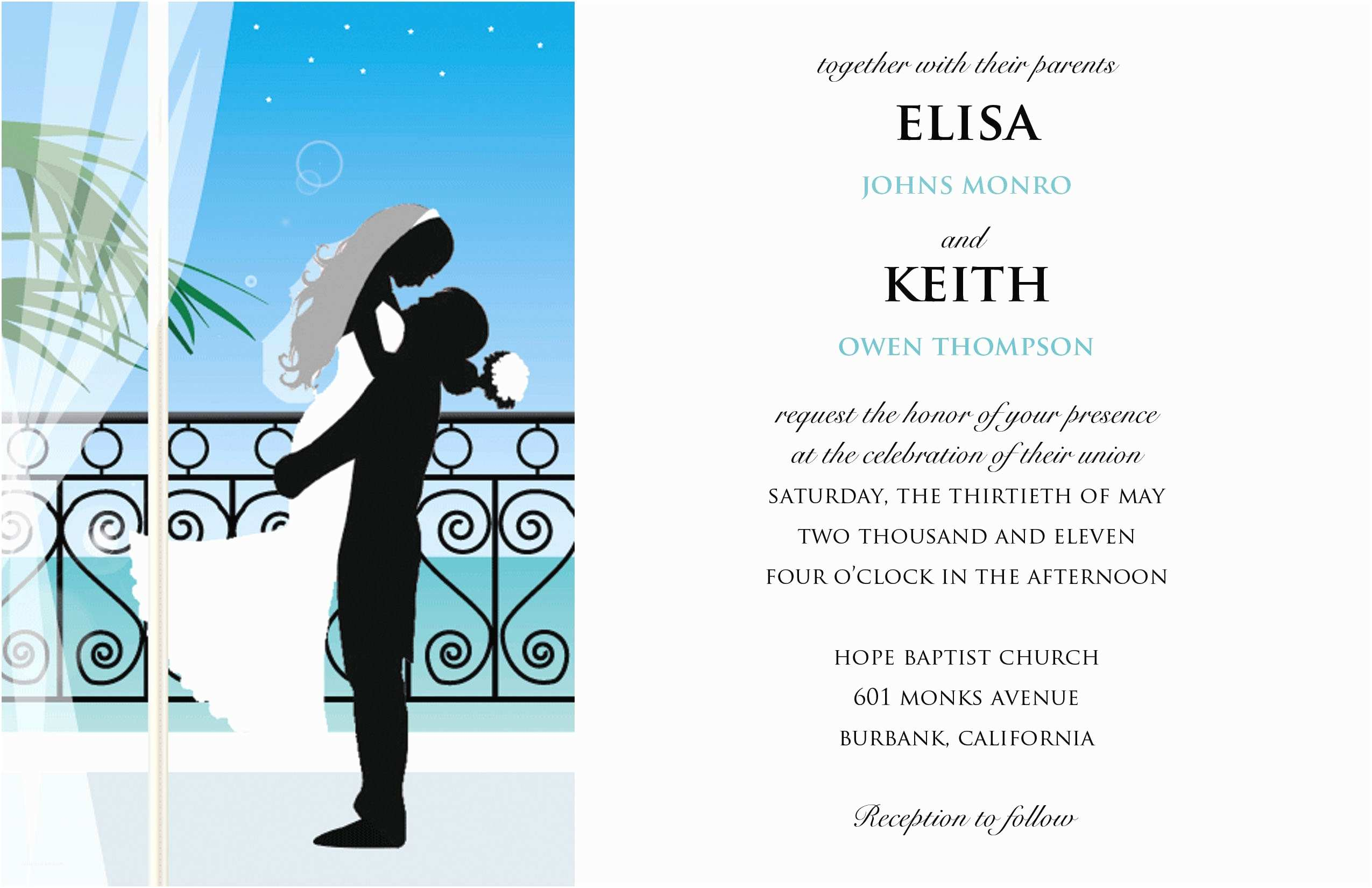 Online Wedding Invitation Maker Free Wedding Party Free Invitation Cards Online Maker Designing