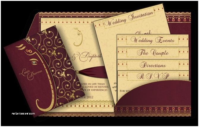 Online Wedding Invitations Uk asian Wedding Invitations oriental Priceless Modern