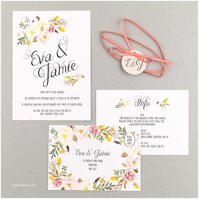Online Wedding Invitations Uk Invitation Designs Ukbest Bussines Template