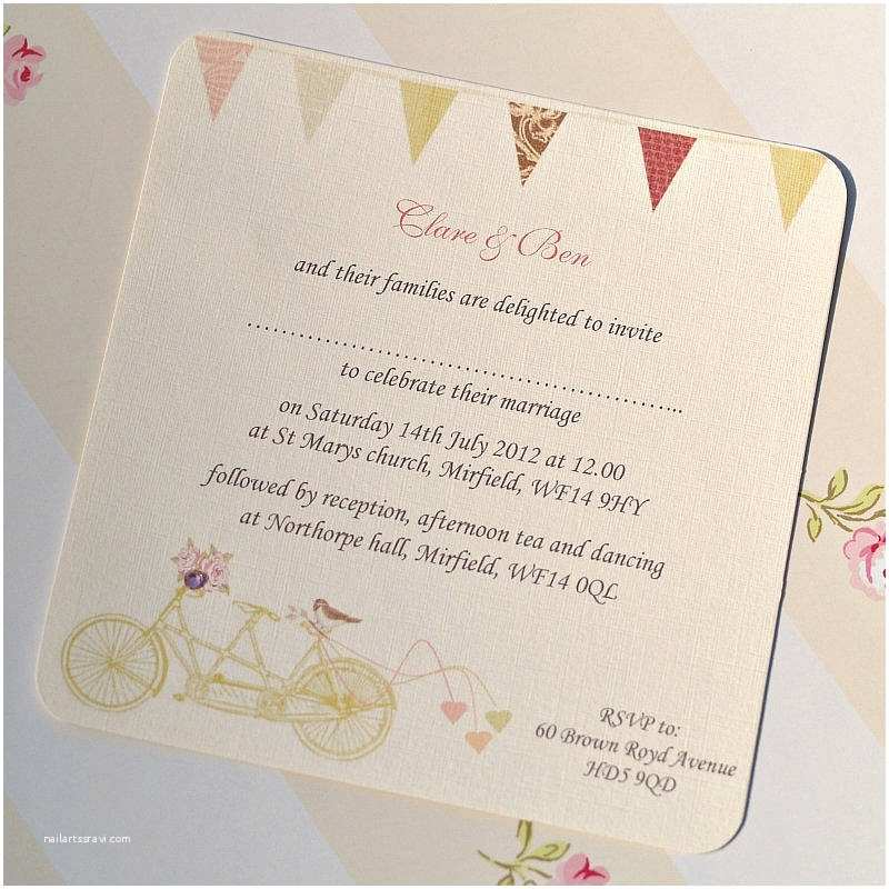 Online Wedding Invitations Uk Wedding Invitations In Uk Made for Two Wedding Invitation