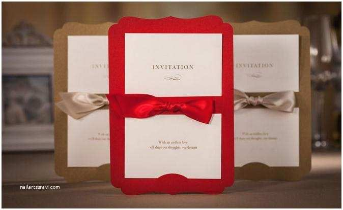 Orchid Wedding Invitation Kits 2017 Elegant White Hot Hollow Flowers Wedding Invitations