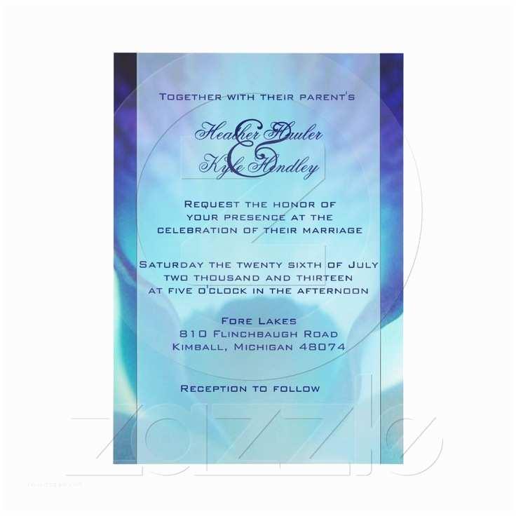 Orchid Wedding Invitation Kits 25 Best Ideas About orchid Wedding Invitations On