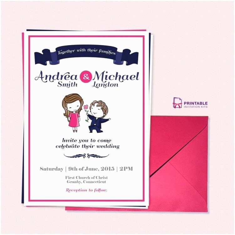 Orchid Wedding Invitation Kits 25th Wedding Anniversary Invitation Wording In Kannada