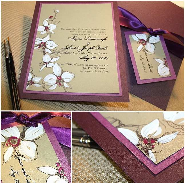 Orchid Wedding  Impressive Orchid Wedding