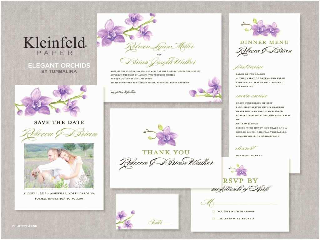 Orchid Wedding Invitations Purple Wedding Invitations Rank Among Hot Wedding