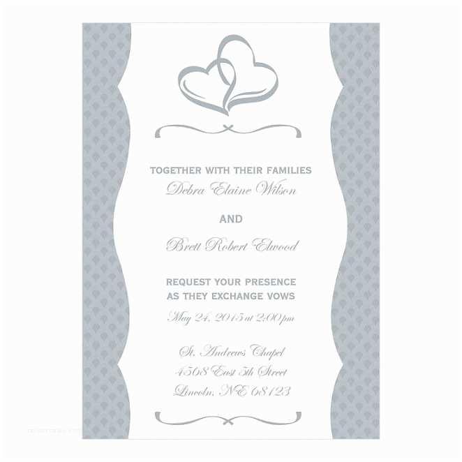 Oriental Trading Company Wedding Invitations Hearts Invitations Maggi Locustdesign