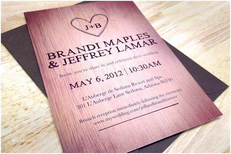 Outdoor Wedding Invitations Stirring Outdoor Wedding Invitations