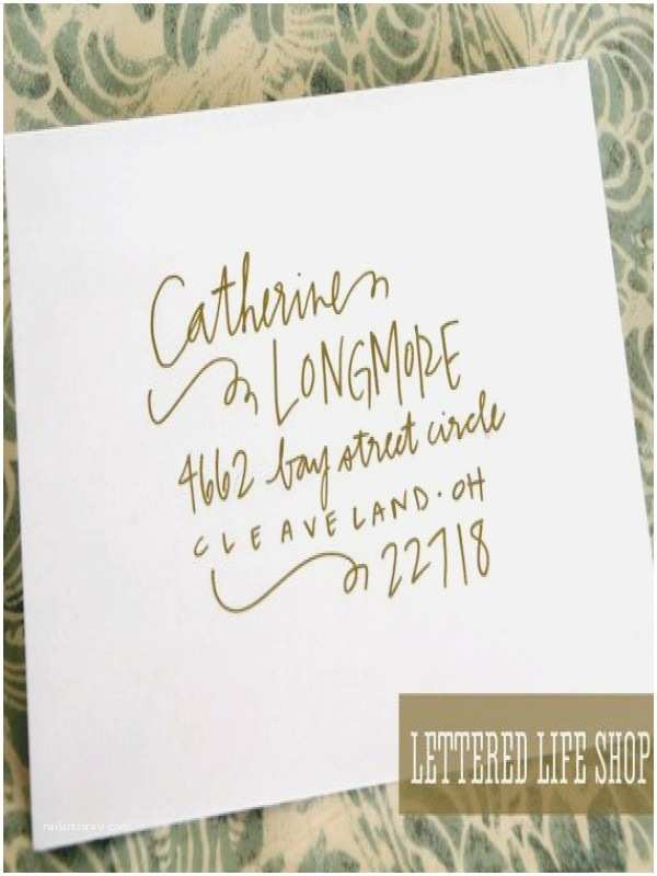 Outer Envelopes for Wedding Invitations Awesome Addressing Wedding Invites Gallery Styles