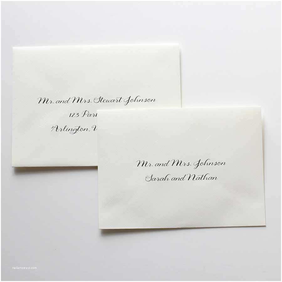 Outer Envelopes for Wedding Invitations who Else Used Inner and Outer Envelopes for their Invitations