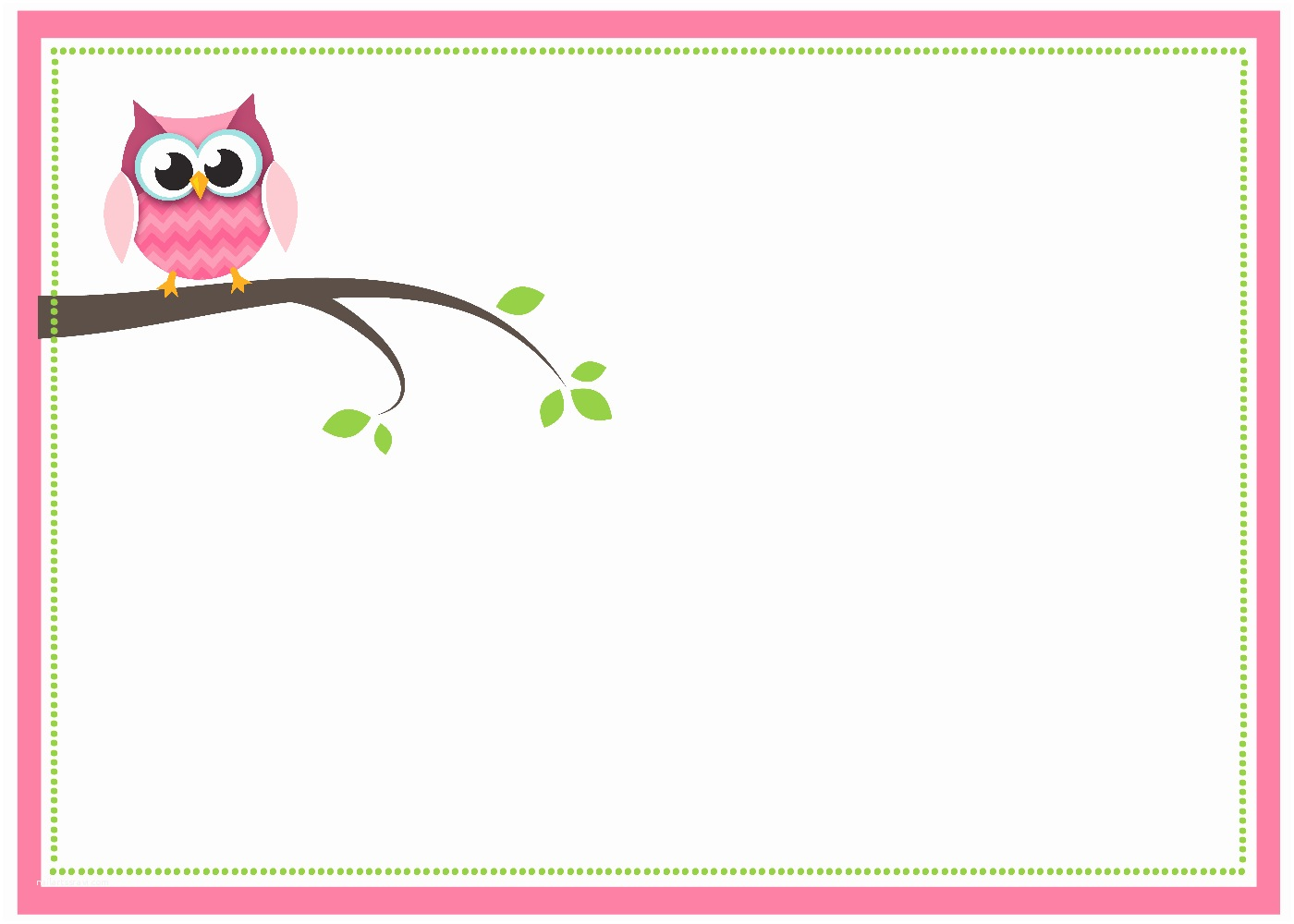 Owl Invitations for Baby Shower Free Printable Owl Baby Shower Invitations & Other