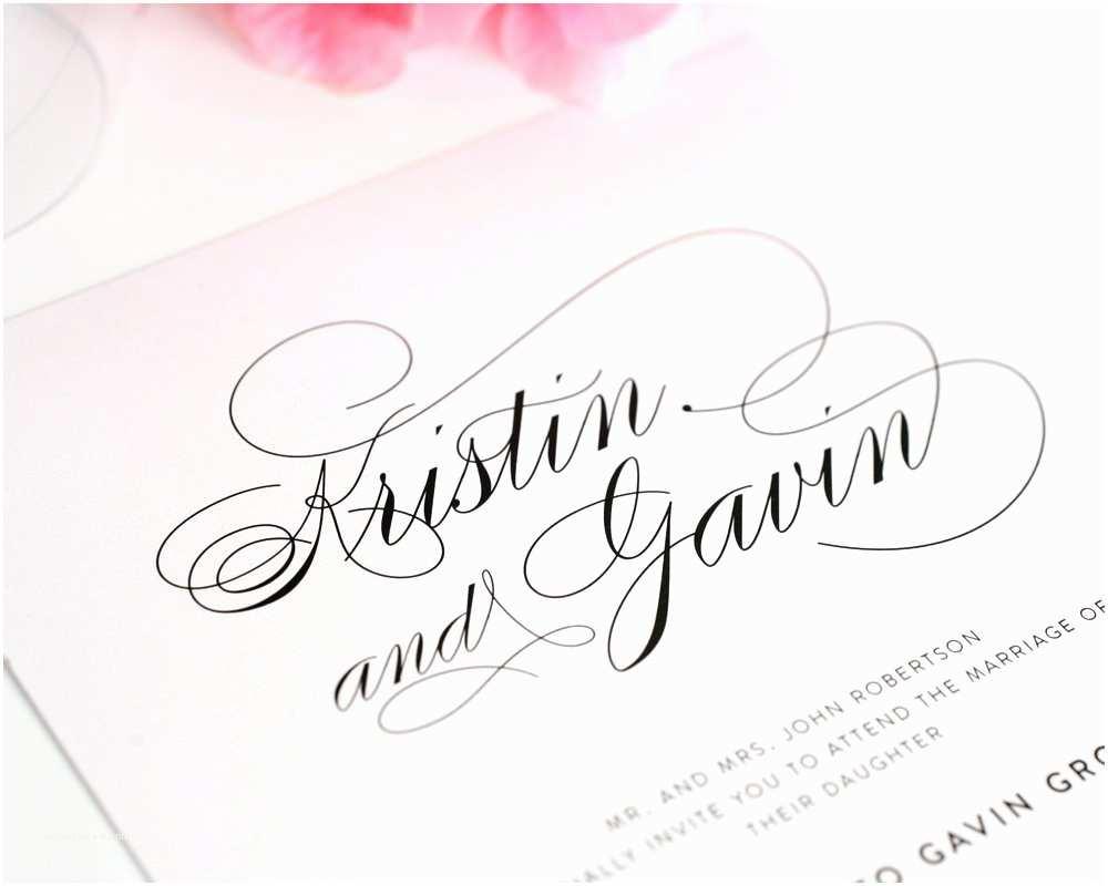 Page Wedding Invitations 2013 Collection Wedding Invitations