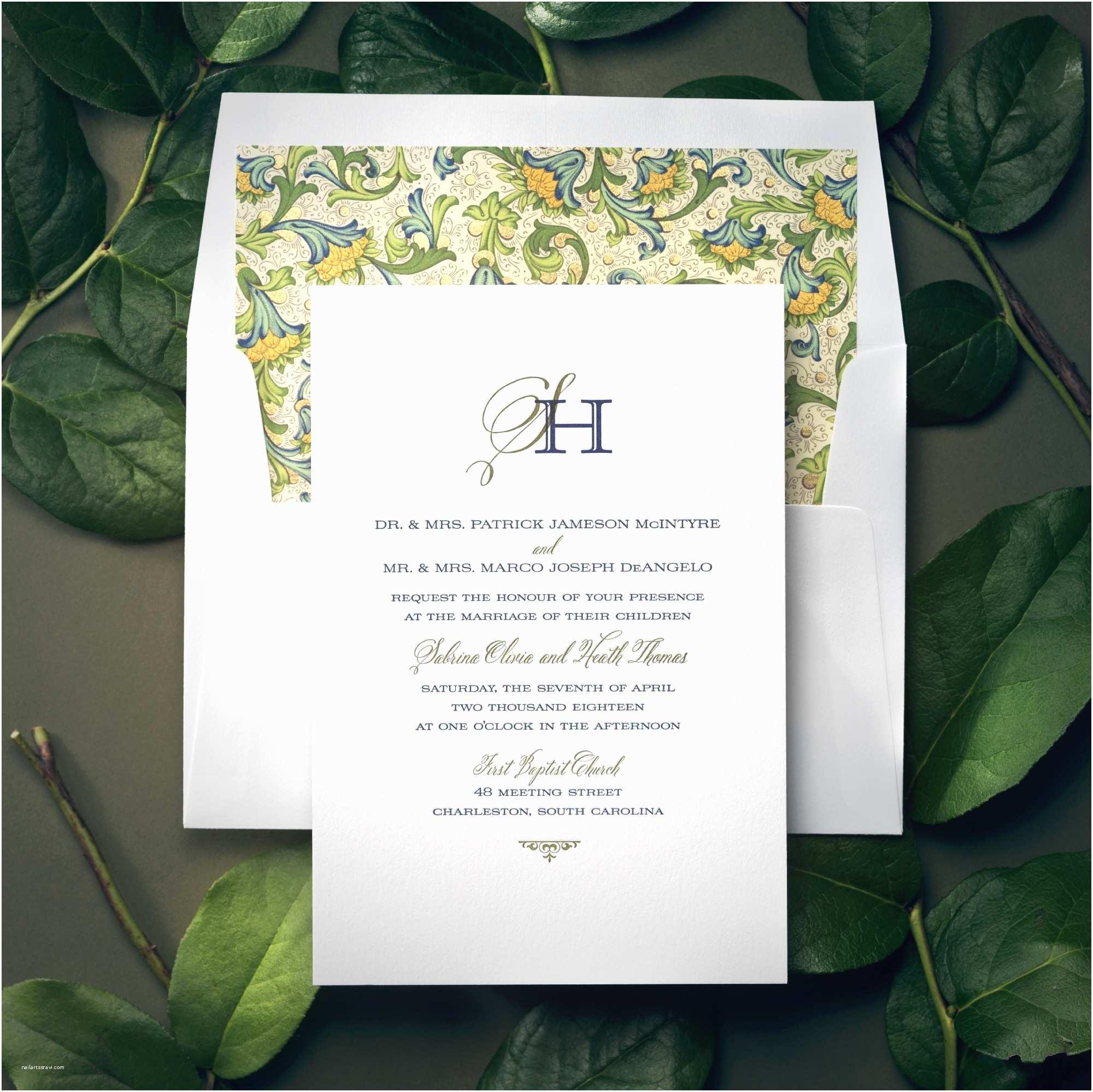 Page Wedding Invitations 50 New E Page Wedding Invitation Documents Ideas