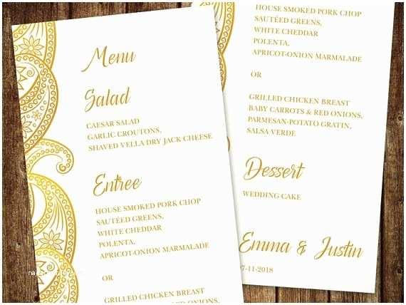 "Paisley Wedding Invitation Template 28 Best Indian Wedding Invitation Templates ""paisley"