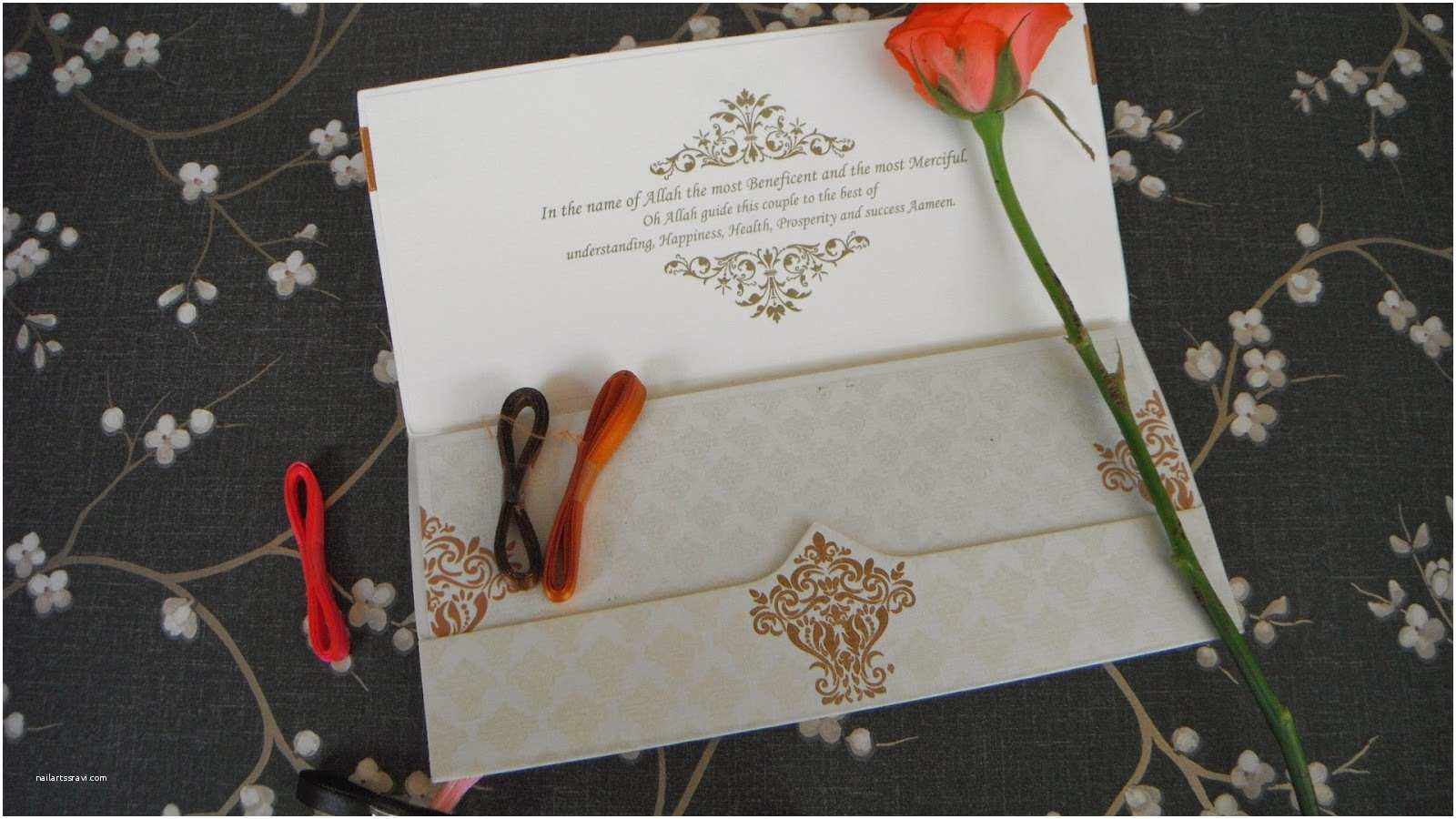 Pakistani Wedding Invitations Al Ahmed Pakistani Muslim Wedding Cards Printers