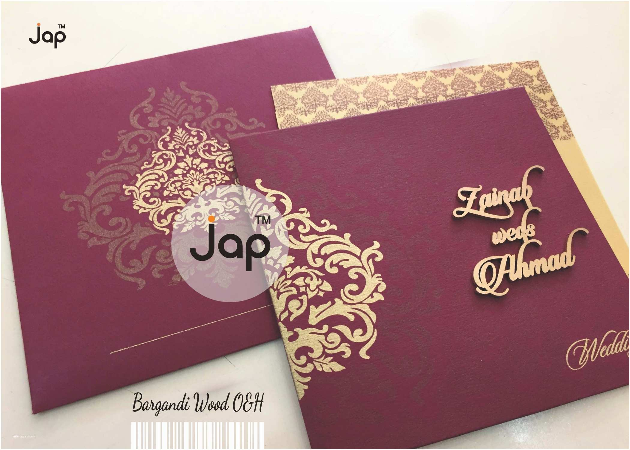 Pakistani Wedding Invitations Usa Pakistani Wedding Invitations
