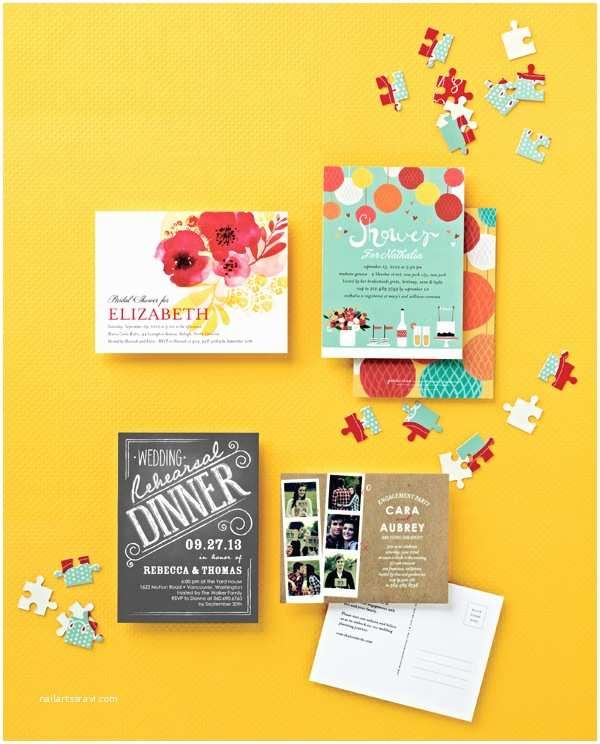 stylish wedding invitations from wedding paper divas