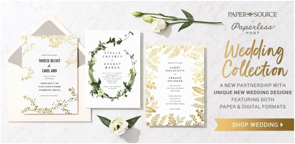 Paper source Wedding Invitations Paper source Templates Place Cards 28 Images Paper