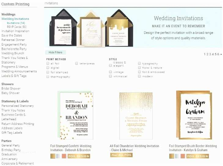 Paper source Wedding Invitations Papersource Review Line Wedding Stationery