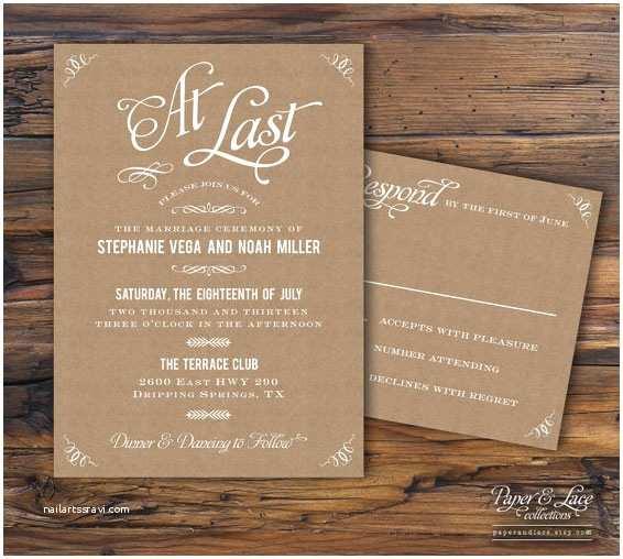 Paper Source Wedding  Reviews Best Collection Kraft Paper Wedding