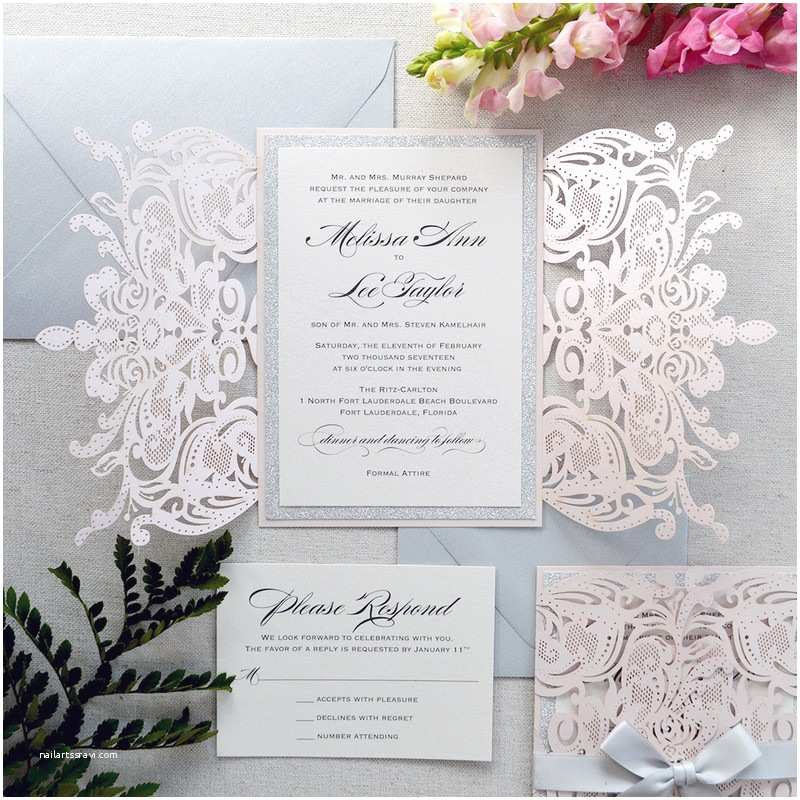 Paper source Wedding Invitations Reviews Paper & Lace Invitations Ft Lauderdale Fl Weddingwire