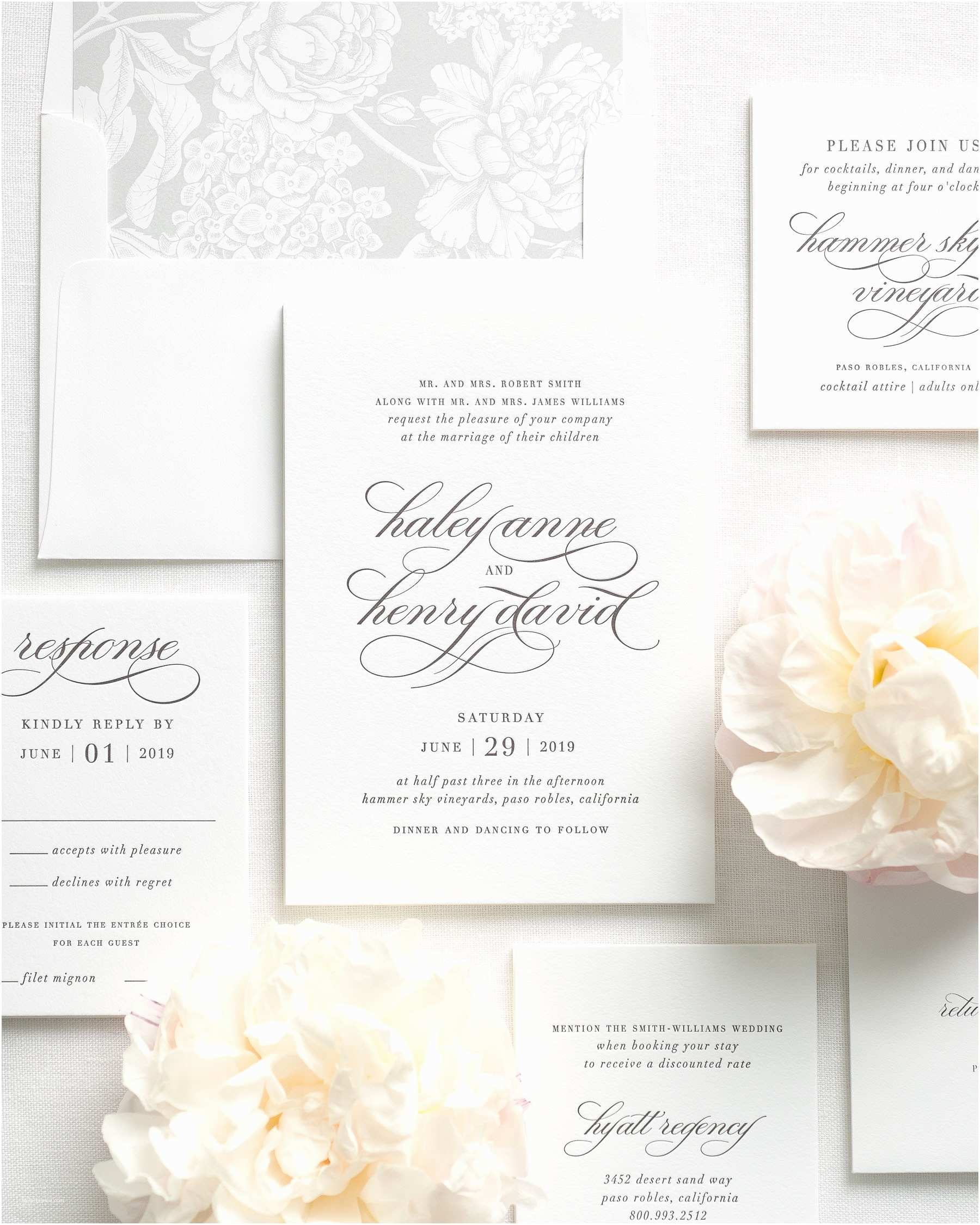 Paper source Wedding Invitations Reviews Wedding Invitations El Paso – Mini Bridal