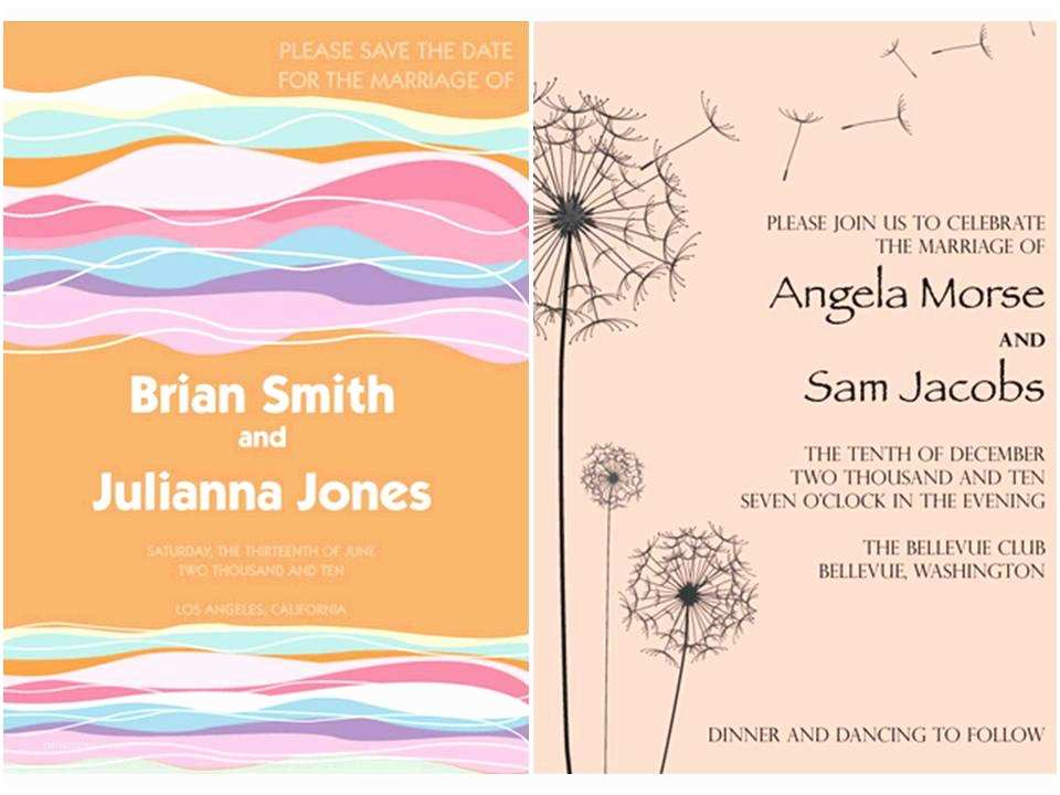 Paperless Post Free Wedding Invitations Colorful Paperless Wedding Invitations