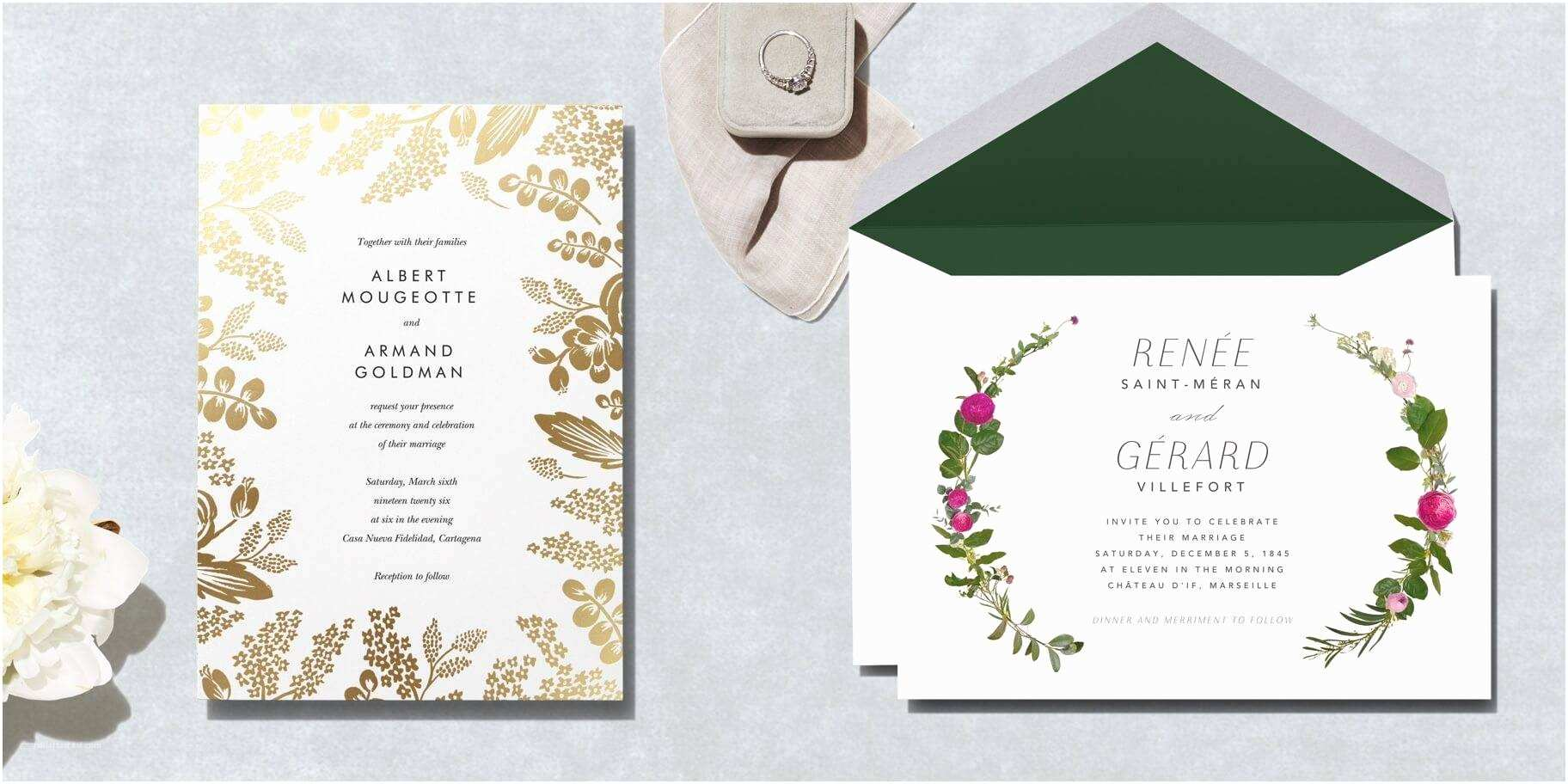 Paperless Post Free Wedding Invitations Line Invitations and Cards Custom Paper Designs