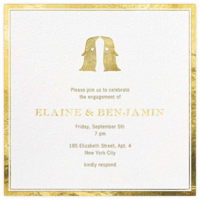 Paperless Wedding Invitations is It Clever or Cheesy to Email Your Wedding Invitations