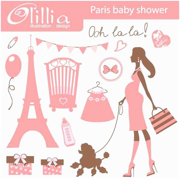 Paris Baby Shower Invitations Paris Baby Shower Cute Baby Shower Printables with A