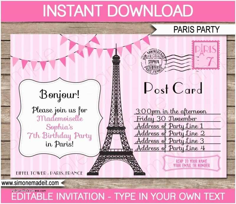 Paris Birthday S Wedding  Lovely Passport Wedding