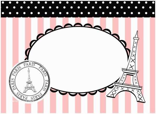 Paris Party Invitations Paris Party Invitations