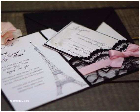 Paris Themed Quinceanera Invitations 13 Best Party Images On