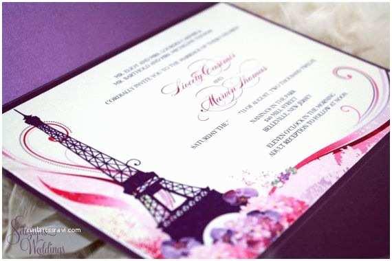 Paris Themed Wedding Invitations 17 Best Images About Paris Theme Invitations On