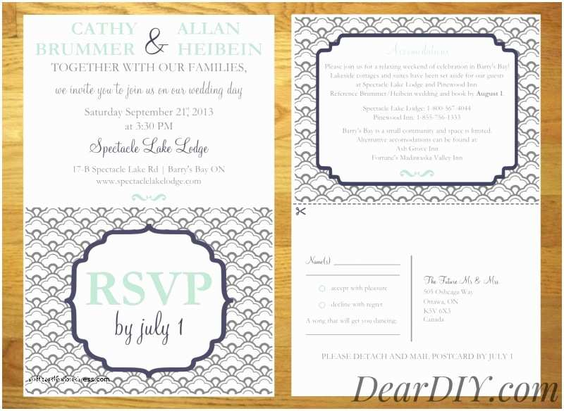 Parts Of Wedding Invitation Wedding Invitation Best Parts A with Personalised