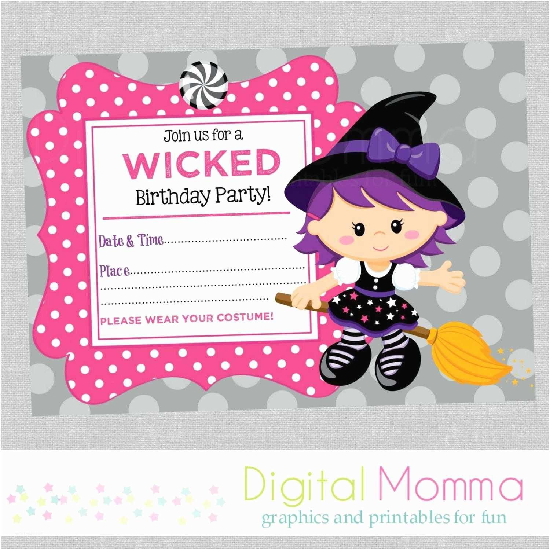 Party City Custom Invitations Halloween Birthday Party Invitations Templates Halloween