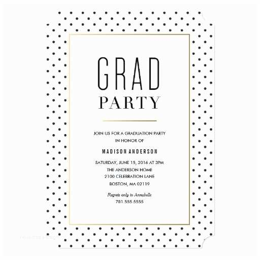 Party City Graduation Invitations Personalized Graduation Party Invitation