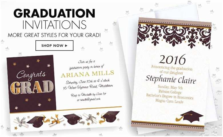 Party City Graduation Invitations top 20 Party City Graduation Invitations which is