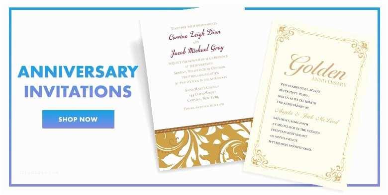 Party City Invitations Anniversary Invitations & Invitation Kits
