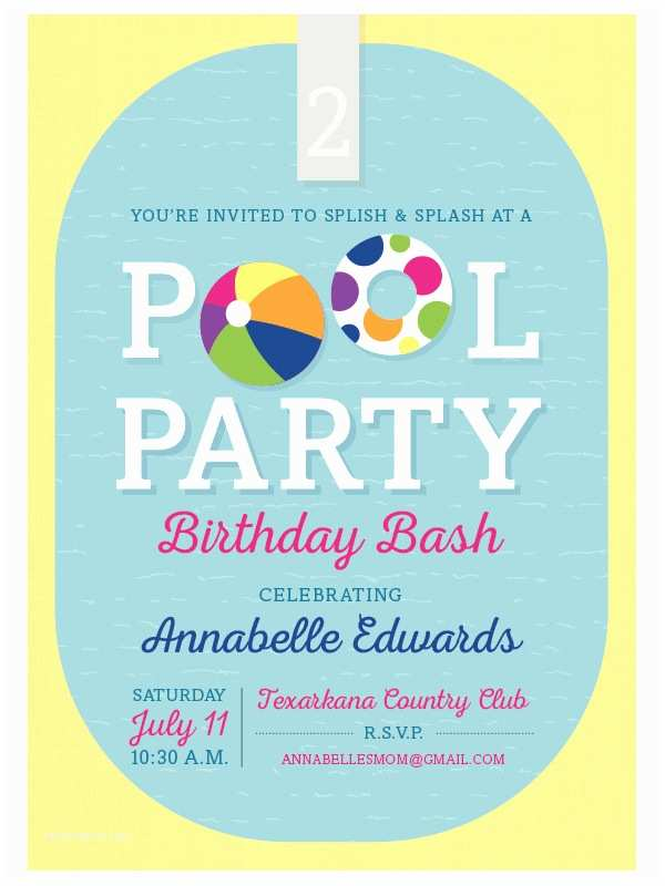 Party Invitation Examples 52 Party Invitation Designs & Examples Psd Ai Eps Vector