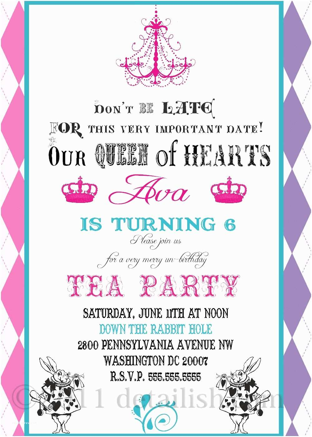 Party Invitation Sample Party Invitations Wording